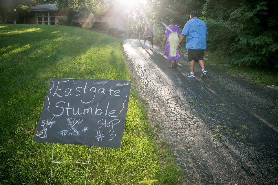 Eastgate Stumble 2017